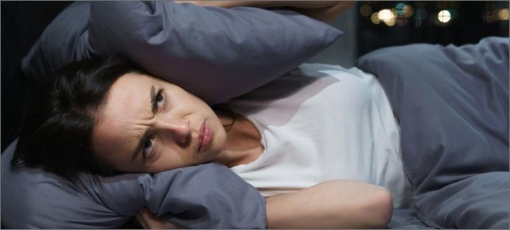 Donna disturbata dal DOC