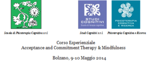 Acceptance and Commitment Therapy & Mindfulness (corso ECM) @ c/o Parkhotel Laurin | Trentino-Alto Adige | Italia