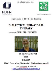 Dialectical Behavioral Therapy - II livello (corso ECM) @ IRCCS Centro San Giovanni di Dio-Fatebenefratelli | Brescia | Lombardia | Italia
