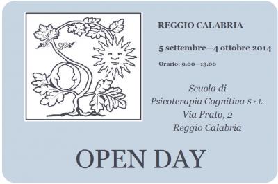 open day reggio