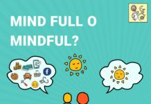illustrazione di mindfulness APC