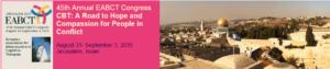 45th Annual EABCT Congress @  International Conference Center, Jerusalem, Israel | Gerusalemme | Israele