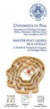 Master post laurea di II livello in Modelli di Trattamento Integrato in Psicologia Clinica @ Sala conferenze Fondazione Iris   Pisa   Toscana   Italia