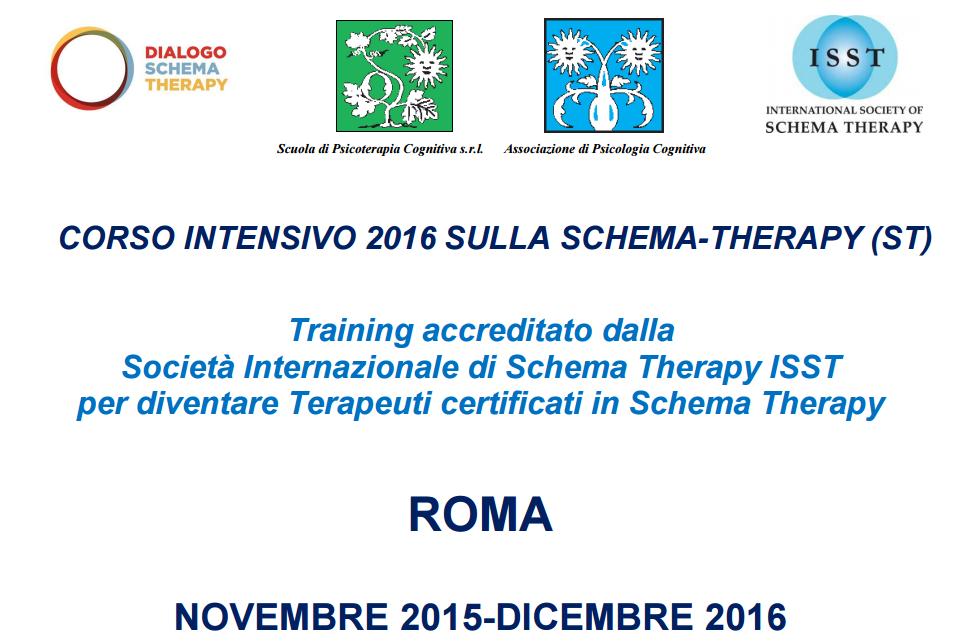 schema therapy roma immagine in evidenza
