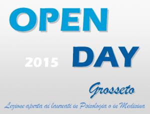 Open Day - Grosseto @ Scuola di Psicoterapia S.r.L. sede di Grosseto | Grosseto | Toscana | Italia