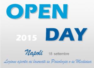 Open day - Napoli @ c/o Casa di Cura Villa Camaldoli | Napoli | Campania | Italia