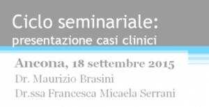 Ancona, ciclo seminariale: presentazione casi clinici @ Scuola di Psicoterapia Cognitiva S.r.L. sede di Ancona | Ancona | Marche | Italia