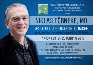 Ancona, Acceptance and Commitment Therapy (ACT) e Relational Frame Theory (RFT): applicazioni cliniche - (Corso ECM) - @ Scuola di Psicoterapia Cognitiva S.r.L. sede di Ancona | Ancona | Marche | Italia