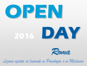 open day 2016 roma