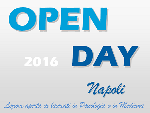 open day napoli 2016