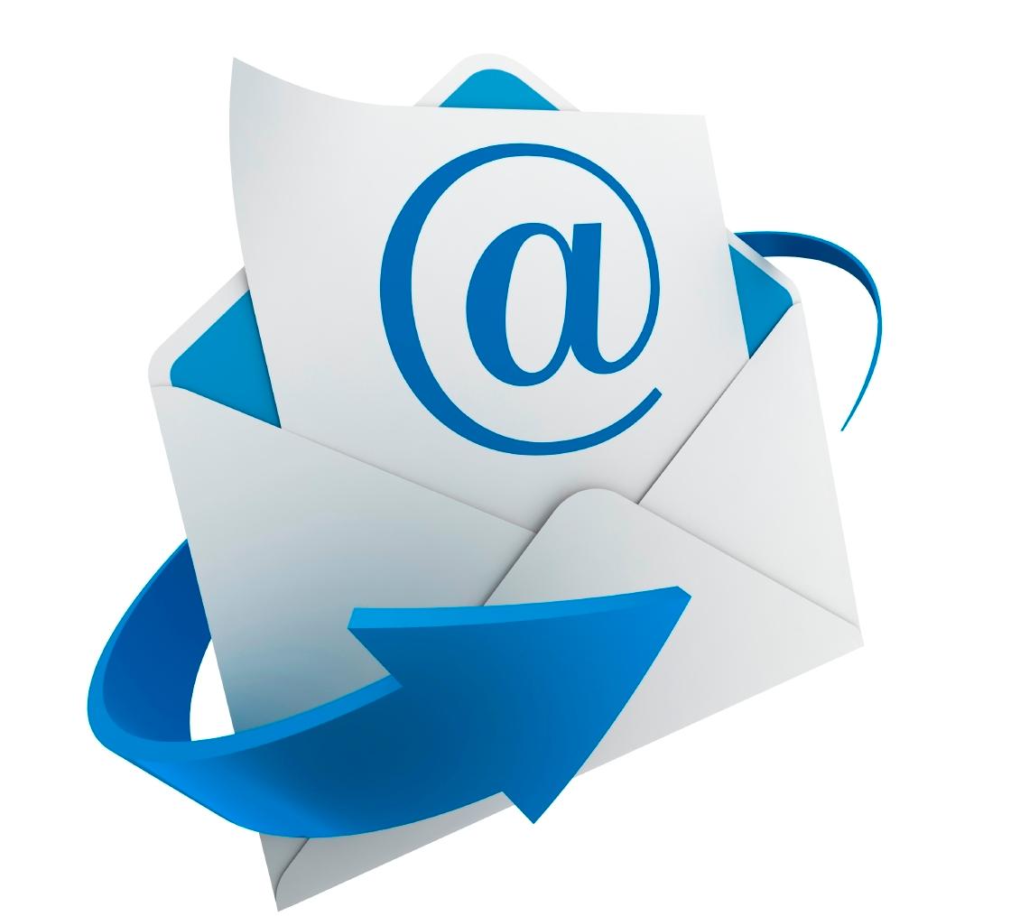manda una mail