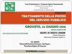 Trattamento delle psicosi nel servizio pubblico @ Palazzo della Provincia di Grosseto - Sala Pegaso | Grosseto | Toscana | Italia