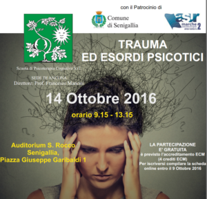 Trauma ed esordi psicotici (corso ECM)
