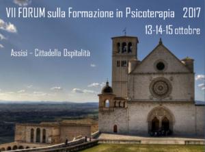 Assisi, VII Forum sulla Formazione in Psicoterapia @ Cittadella Ospitalità | Assisi | Umbria | Italia