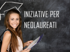 iniziative per neolaureati; open day