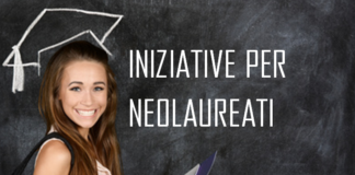 iniziative per neolaureati; open day