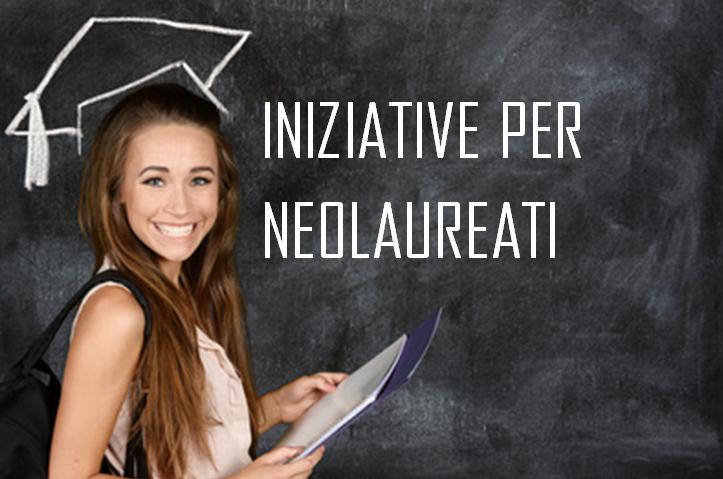 Iniziative per Neolaureati
