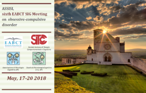Call for Papers 2018 Assisi, Sixth EABCT SIG Meeting on OCD @ c/o La Cittadella | Assisi | Umbria | Italia