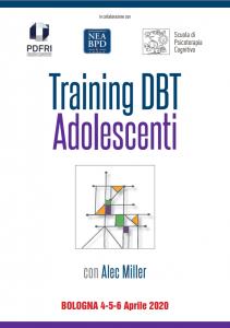 Bologna, Training DBT Adolescenti (corso ECM) @ c/o Hotel NH Bologna de la gare