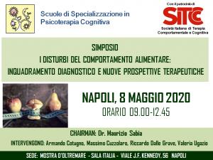 Napoli, I disturbi del comportamento alimentare: inquadramento diagnostico e nuove prospettive terapeutiche @ Mostra d'Oltremare - Sala Italia