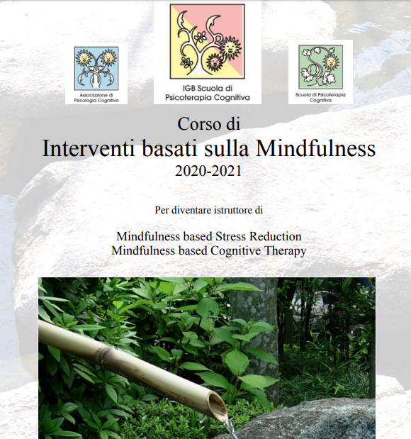 FANO, INTERVENTI BASATI SULLA MINDFULNESS 2020-2021 (CORSO ECM)