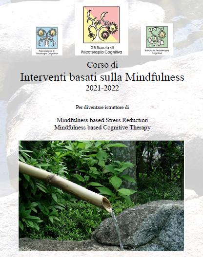Corso di Interventi basati sulla Mindfulness 2021-2022
