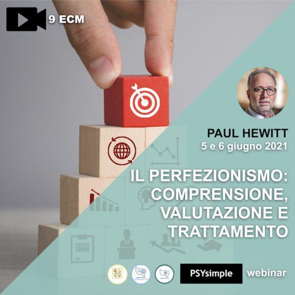Il perfezionismo: un approccio relazionale alla comprensione, alla valutazione e al trattamento